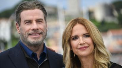 Actress Kelly Preston, John Travolta's wife, dies aged 57 - BBC News
