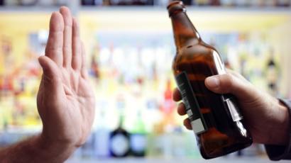 ¿por qué un alcohólico pierde peso