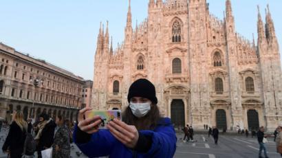 Італія повідомляє