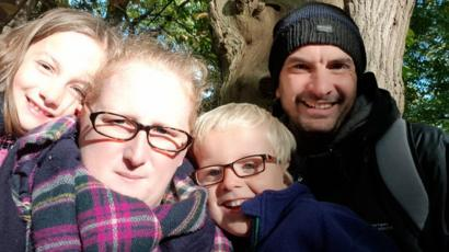 La familia Parkes