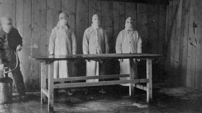 Retratos de una plaga: la tercera pandemia que mató a 12 millones ...