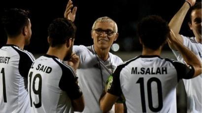 منتخب مصر هيمنة على أفريقيا وسوء حظ في كأس العالم Bbc