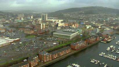 Swanseas Revised Plan To Tackle Poverty Outlined Bbc News