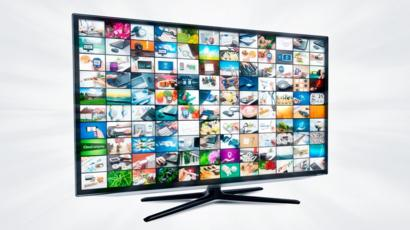 Televisor de alta definición.