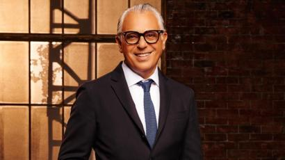 How Joe Mimran S Passion For Fashion Was Sparked By A Checked Suit Bbc News
