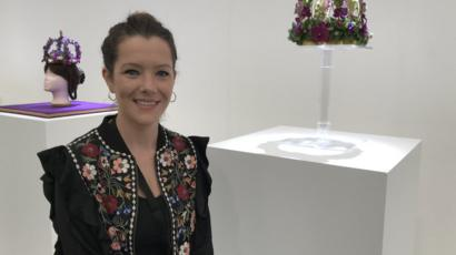 The Chelsea Flower Show Success With Roots In Ni Bbc News
