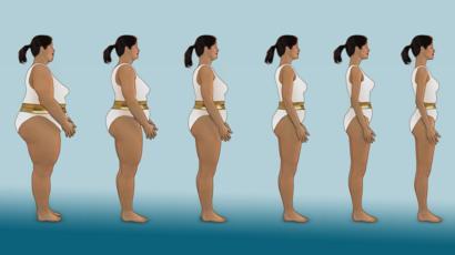 puedes perder peso mientras estás