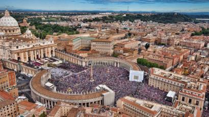 Vatican Country Profile Bbc News