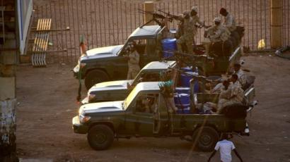 Image result for SUDAN'S ARMY QUELLS UPRISING FROM FORMER TROOPS