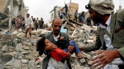 حرب اليمن الأمم المتحدة قد تدرج التحالف الذي تقوده السعودية على