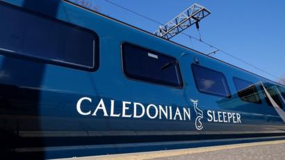 Rescue Train Sent To Passengers Of Cancelled Caledonian