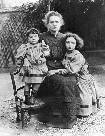 Las otras Curie: las apasionantes vidas de las hijas de Marie ...