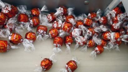 Lindt Lindor Chocolate Sabotage Woman Sentenced Bbc News