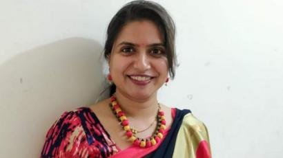 Coronavirus: The woman behind India's first testing kit - BBC News
