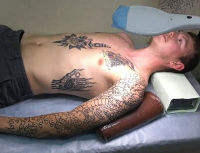 Tattoos in Japan The eye,watering art thousands cross the