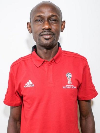 Marwa Range, arbitre assistant kenyan suspendu à vie par la CAF.