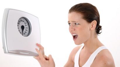 Bajar de peso es dificid
