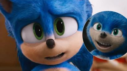 Sonic Movie New Trailer Shows Redesigned Hedgehog After Fan Backlash Bbc News