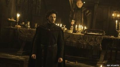 Richard Madden Not Paid Much For Game Of Thrones Role Bbc News