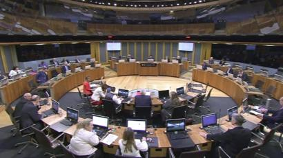 Welsh Assembly Votes At 16 Plans Pass First Hurdle Bbc News