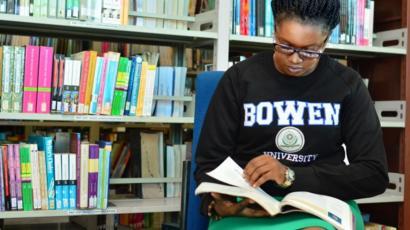 Bowen University don shut down afta students 'riot' ontop 'drug ...