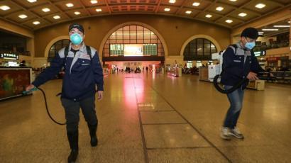 смертельный коронавирус из китая как посадить на карантин