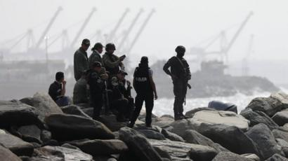 Venezuela accuses Colombia of attempting 'terrorist' sea invasion ...