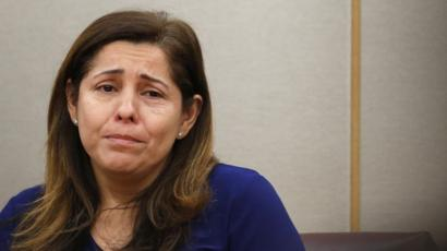 همسر الیور گفته است نگران پسرشان است