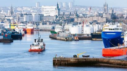 Is Scotland S Oil Industry Still A Good Career Option Bbc News