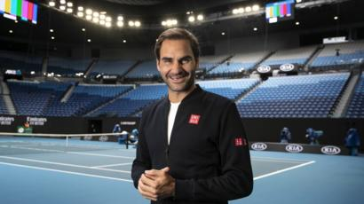 Federer Responds To Climate Change Critics Over Credit