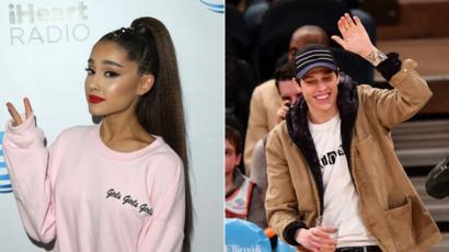 Ariana Grande dating Liam Payne