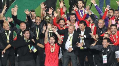كأس أمم أفريقيا تحت 23 عاما منتخب مصر يتوج بطلا لأول مرة