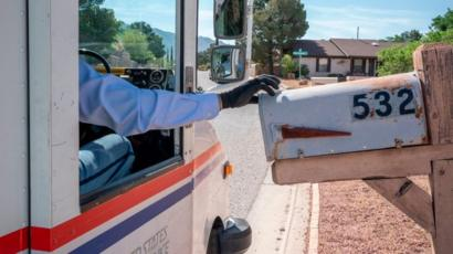 Us Election 2020 Democrats Call For Inquiry Into Postal Service