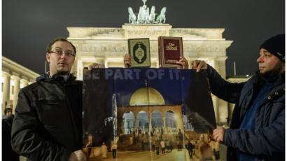تعد القدس معضلة في صميم الصراع الإسرائيلي - الفلسطيني، إذ يعتبر الفلسطينيون أن القدس الشرقية عاصمة لدولتهم المستقبلية.