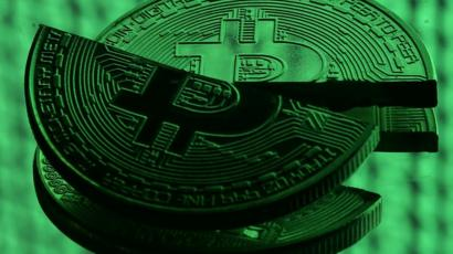 cryptocurrency exchange green