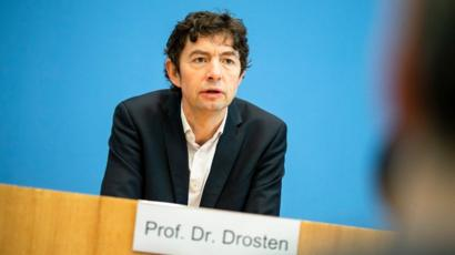 Coronavirus en Alemania: Christian Drosten, el científico asesor ...