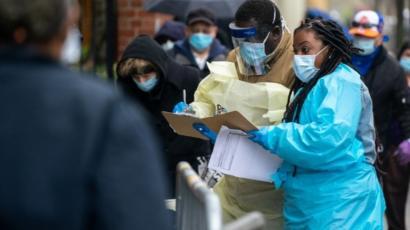 Коронавирус: в США уже больше 50 тыс. умерших, смертность в Италии ...