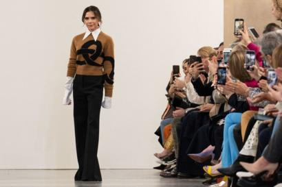 Victoria Beckham Fashion Label Makes Another Loss Bbc News