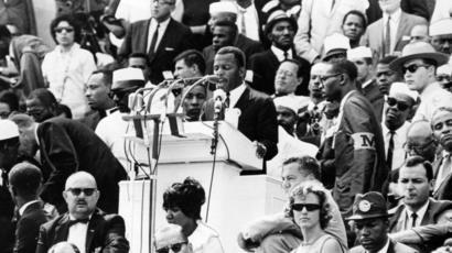 Muere el congresista John Lewis, el emblemático activista de los ...