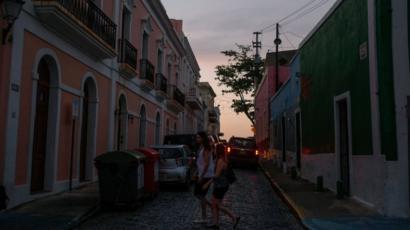 Calles Puerto Rico.