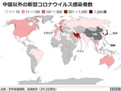 コロナ ウイルス 日本 人 死者