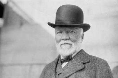 Cómo el magnate del acero Andrew Carnegie logró amasar su fabulosa fortuna  - BBC News Mundo