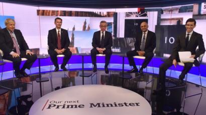 Tory leadership race: Your views on leadership candidates' debate ...