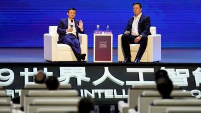 elon musk and jack ma disagree about ai s threat news