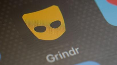 Grindr dating gay