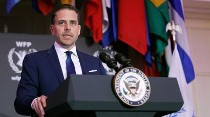 Hunter Biden Defends Ukraine And China Business Dealings Bbc News