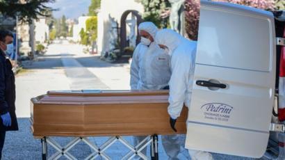 Resultado de imagen para Italia se convierte en país con más muertes por el coronavirus