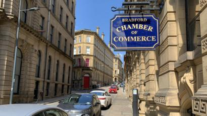 Bradford Most Improved City Says Report Bbc News