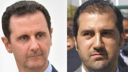 الملياردير رامي مخلوف يناشد بشار الأسد لإنقاذ شركاته من الانهيار ...