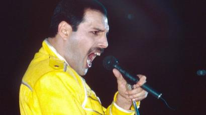 Freddie Mercury: 'Lost' song Time Waits For No One premieres